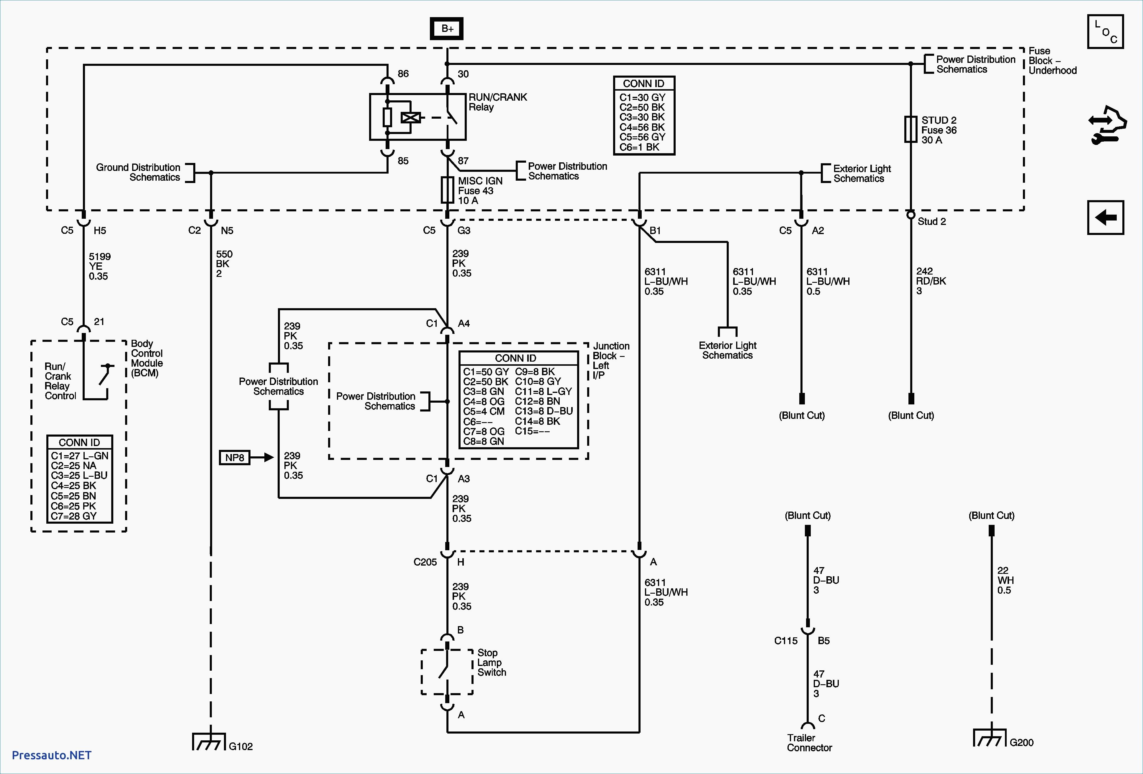 ford trailer brake controller wiring diagram Download-Wiring Diagram Trailer Electric Brakes Refrence Wiring Diagram for A Trailer Brake Controller New Trailer Wiring 7-j