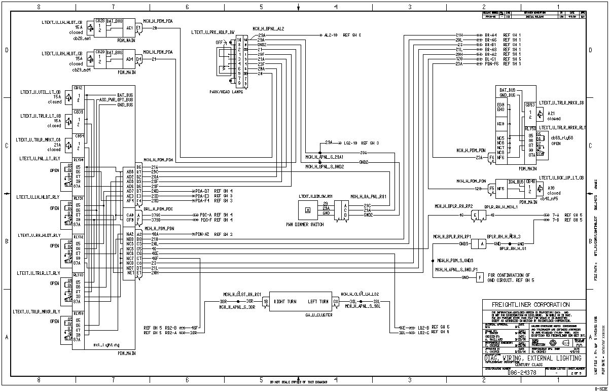 freightliner cascadia radio wiring diagram Collection-Freightliner Cascadia Radio Wiring Diagram Freightliner Century Class Fuse Diagram Inspirational Simple Wiring Diagram Pdf 12-k