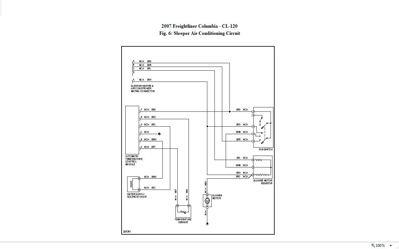 free automotive wiring diagrams 1998 mazda mx download free freightliner wiring diagrams freightliner columbia wiring schematic | free wiring diagram