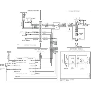 Frigidaire Refrigerator Wiring Diagram - Frigidaire Refrigerator Wiring Diagram Download Wiring Diagram for Trailer Lights and Electric Brakes Refrigerator Best Download Wiring Diagram 17j