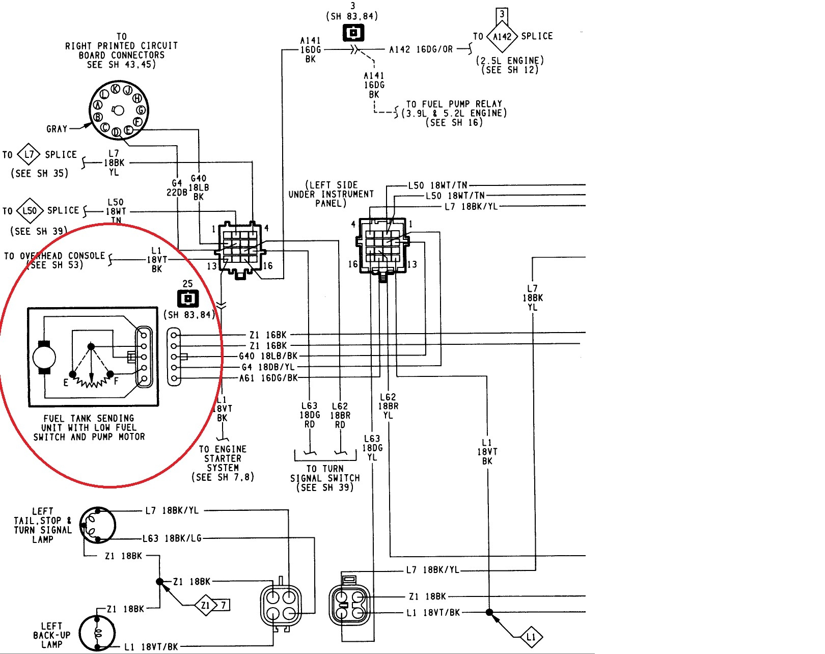 fuel gauge sending unit wiring diagram | free wiring diagram 69 mustang fuel tank wiring diagram free download 1990 ford mustang wiring diagram free download #14