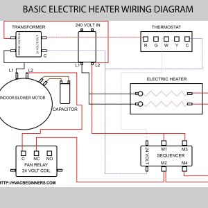 Furnace Fan Relay Wiring Diagram - Hvac Fan Wiring Diagram Best Hvac Relay Wiring Diagram Save Basic Relay Wiring Diagram New Fan 2q