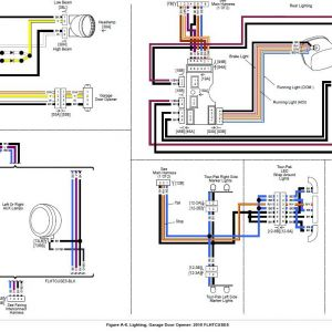 Garage Door Opener Sensor Wiring Diagram - Genie Garage Door Opener Sensor Wiring Diagram Doors Design Inside 14o