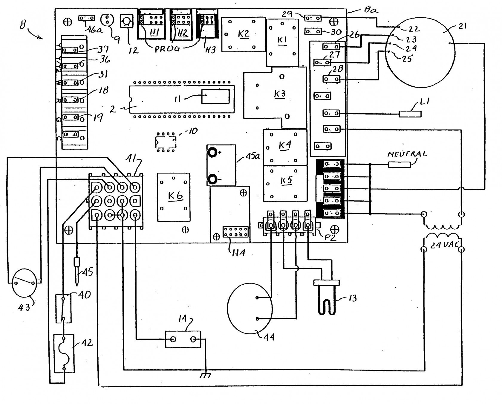 gas furnace wiring diagram pdf Download-Wiring Diagram for A Gas Furnace Valid Gas Furnace Wiring Diagram Pdf Wiring Diagram 15-o