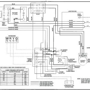 Gas Furnace Wiring Diagram - Schematic Rheem Gas Furnace Wiring Diagram Troubleshooting In 1s