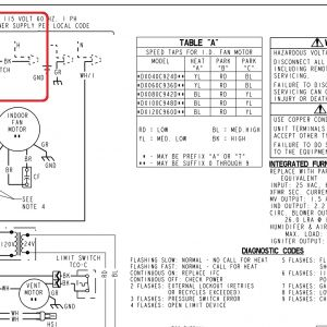 Ge Furnace Blower Motor Wiring Diagram | Free Wiring Diagram on