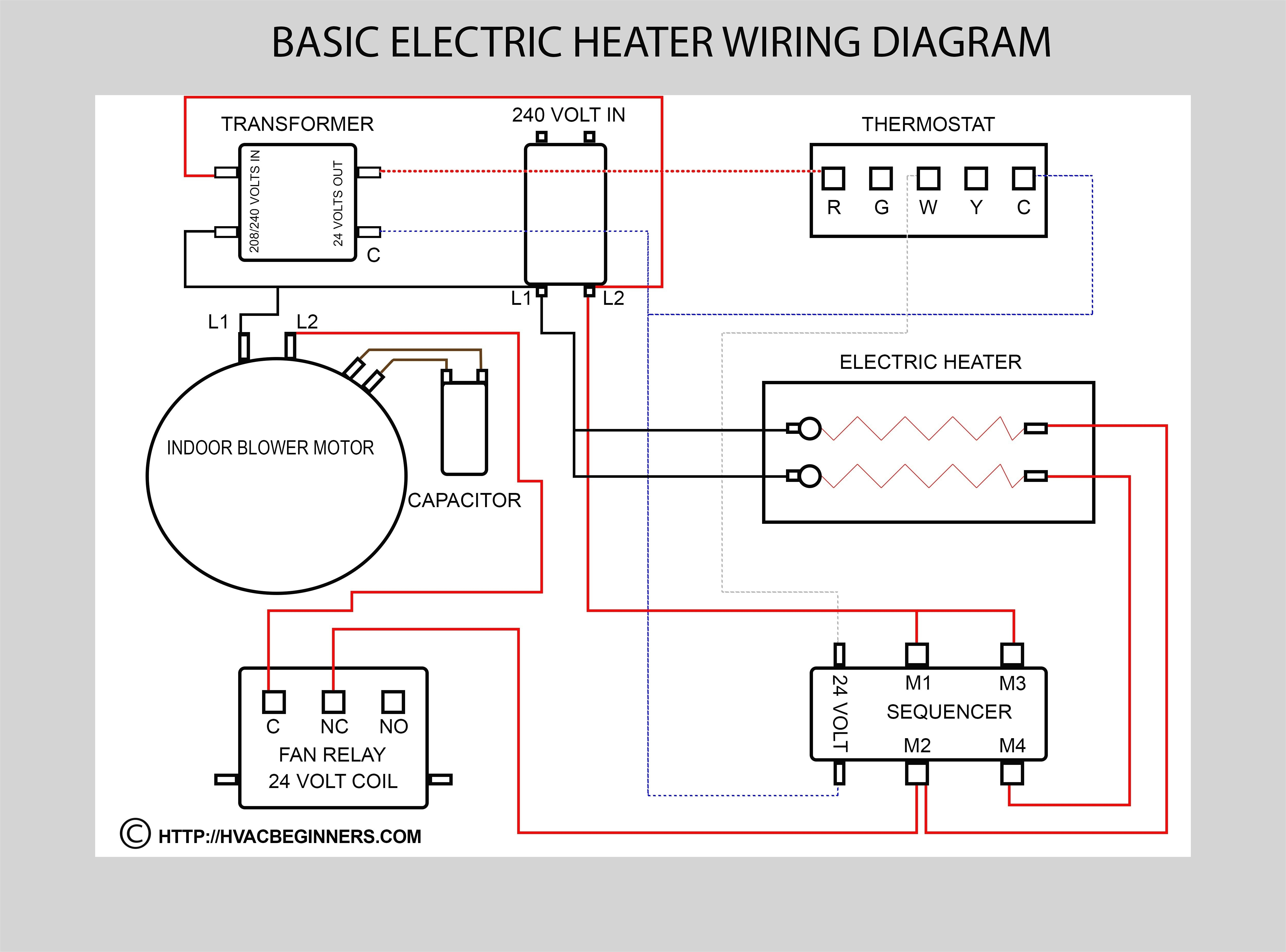 Electrical Blower Motor Wiring Diagrams - Wiring Diagram on