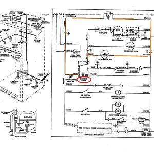 Ge Refrigerator Wiring Diagram - Ge Refrigerator Wiring Diagram Wiring Diagram Ge Refrigerator Ge Profile Mesmerizing 4o