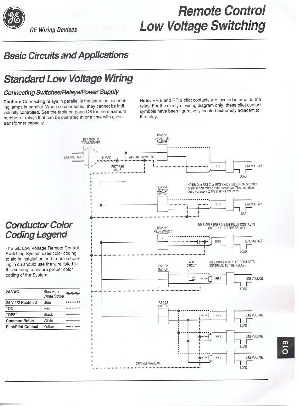 Ge Rr8 Wiring Diagram