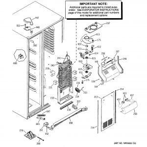 Ge Side by Side Refrigerator Wiring Diagram - Ge Refrigerator Wiring Diagram Awesome Wiring Diagram Ge Side by Side Refrigerators – the Wiring Diagram 11k