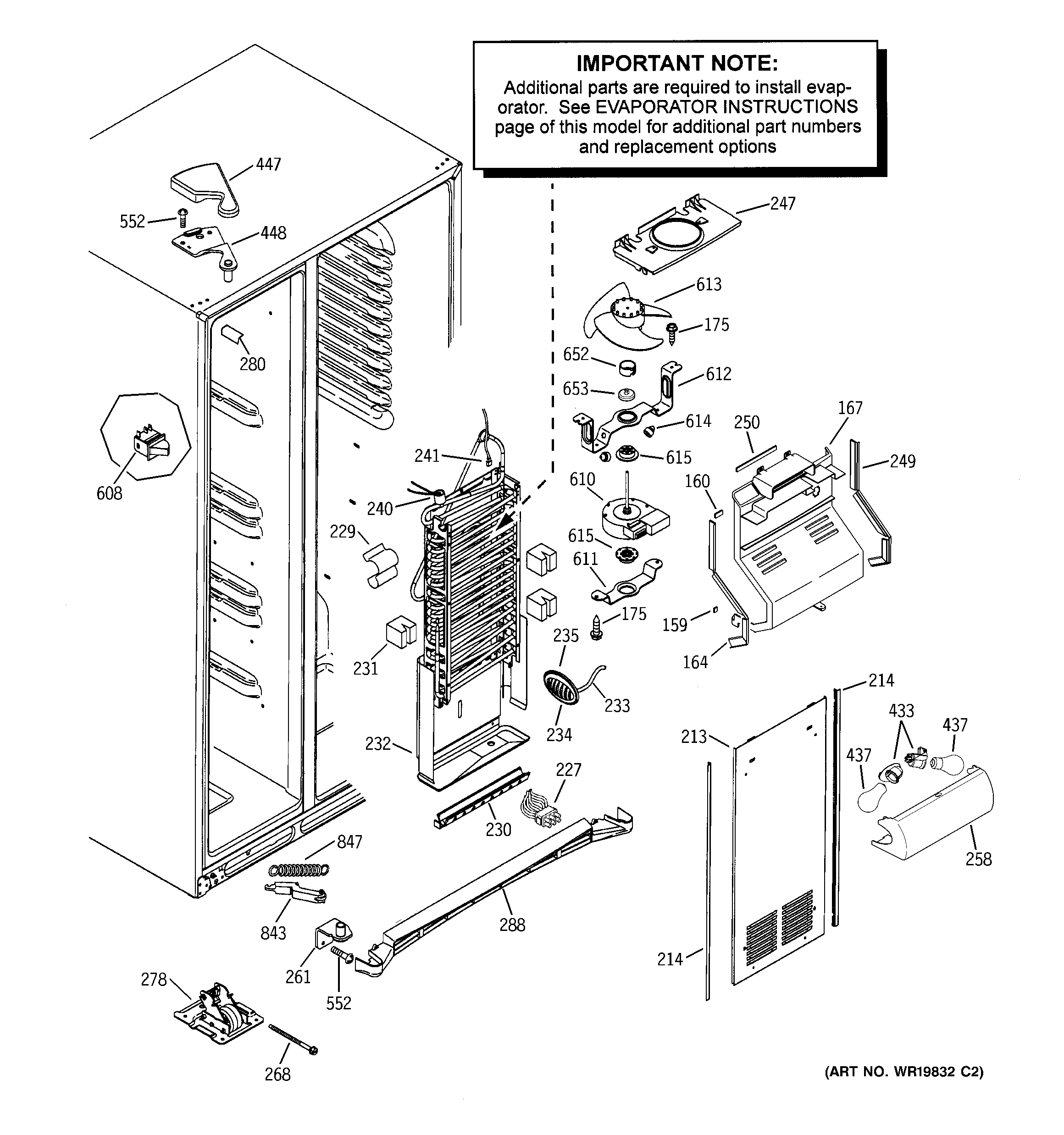 Ge Side by Side Refrigerator Wiring Diagram | Free Wiring ... Ge Hotpoint Refrigerator Wiring Diagram on