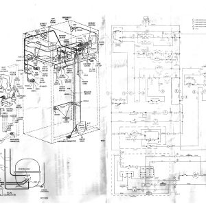 Ge Side by Side Refrigerator Wiring Diagram - Ge Side by Side Refrigerator Wiring Diagram Ge Freezer Schematic Wiring Diagram within Refrigerator Chunyan 12m