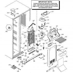 Ge Side by Side Refrigerator Wiring Diagram - Hotpoint Refrigerator Parts Diagram Lovely Wiring Diagram Ge Side by Side Refrigerators – the Wiring Diagram 14n