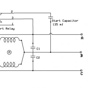 Maytag Single Phase Motor Wiring Diagrams - Wiring Diagram Sheet on