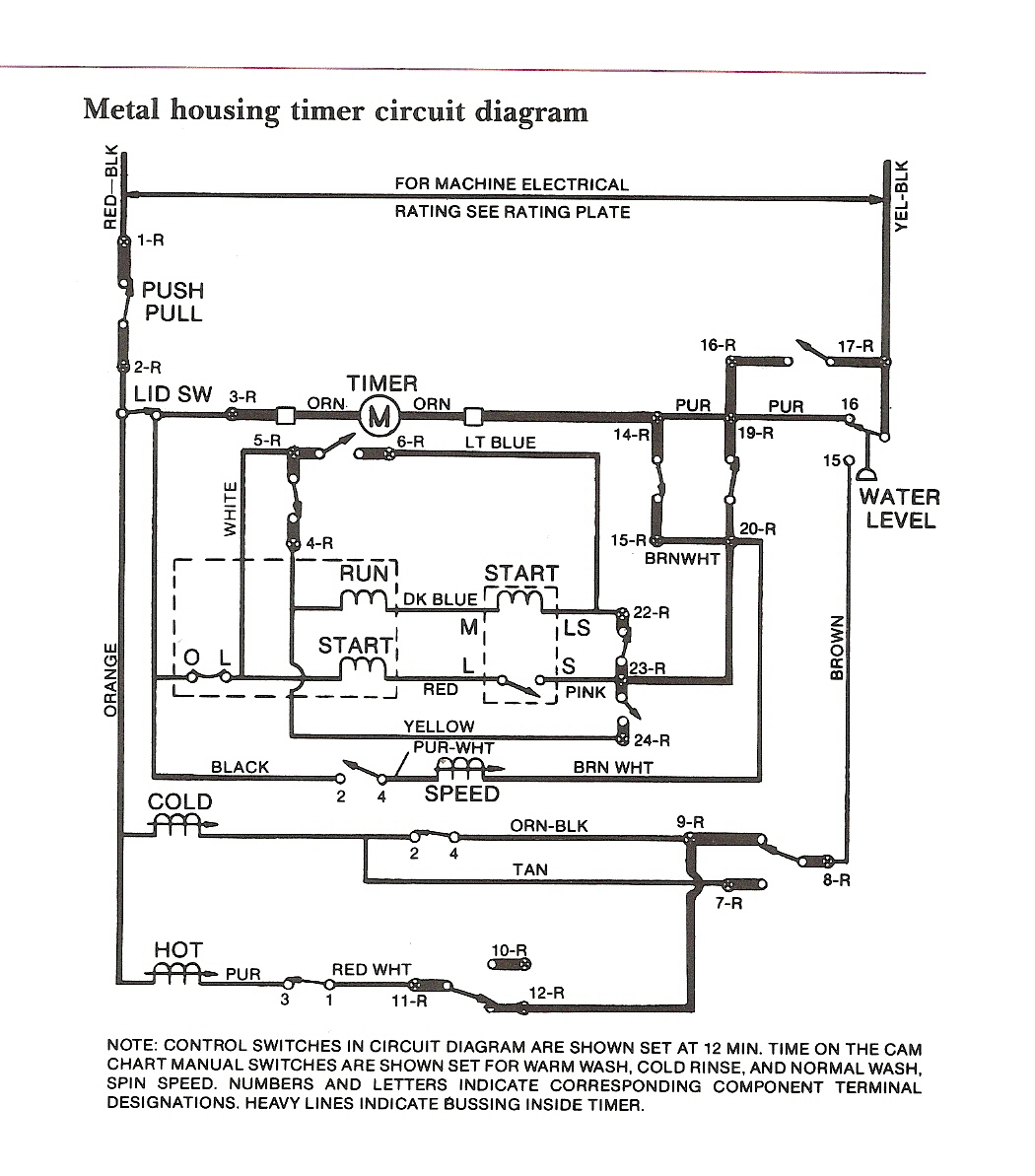 ge washer motor wiring diagram Collection-ge washer wiring diagram explore schematic wiring diagram u2022 rh webwiringdiagram today 3-t
