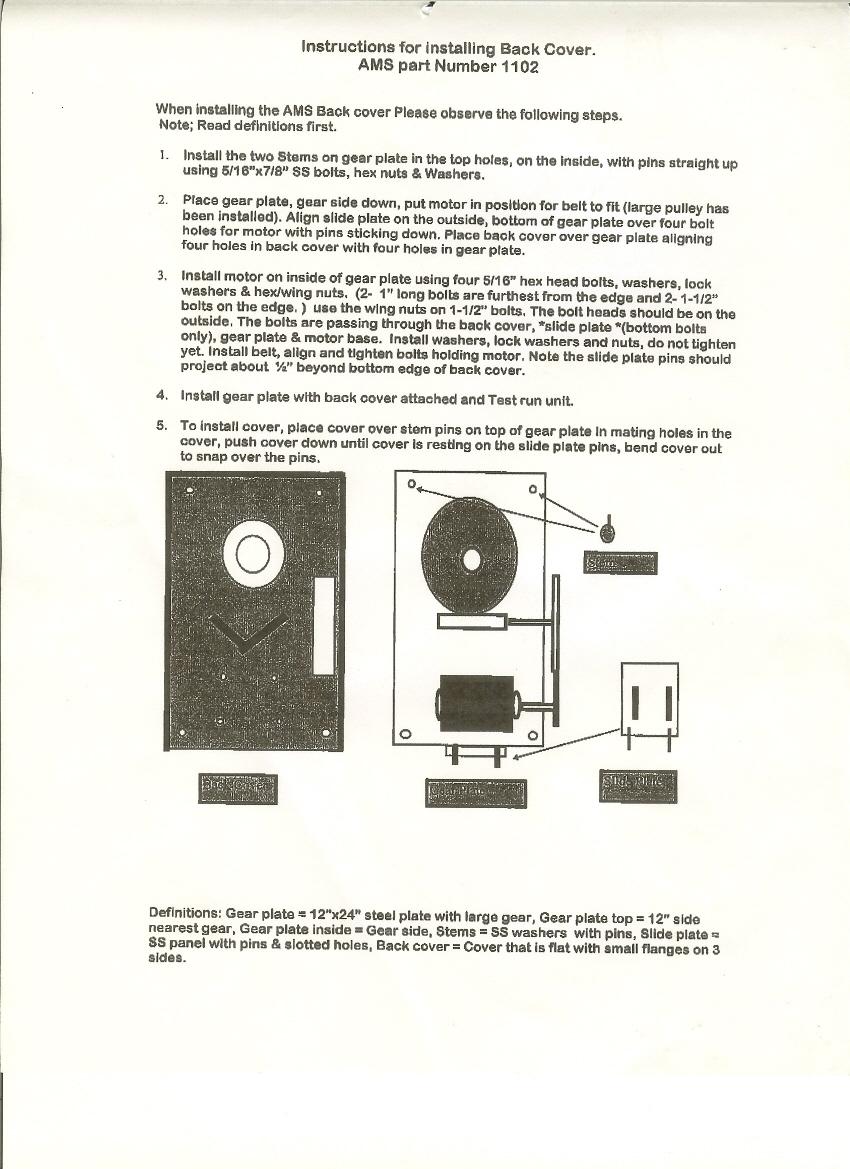 Gem Remote Wiring Diagram