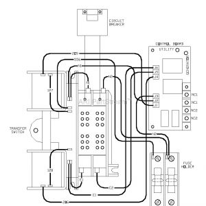 Generac 200 Amp Transfer Switch Wiring Diagram - Generac Manual Transfer Switch Wiring Diagram Wiring Diagram Generac Automatic Transfer Switch Wiring Diagram Of Generac Manual Transfer Switch Wiring Diagram 3 19f