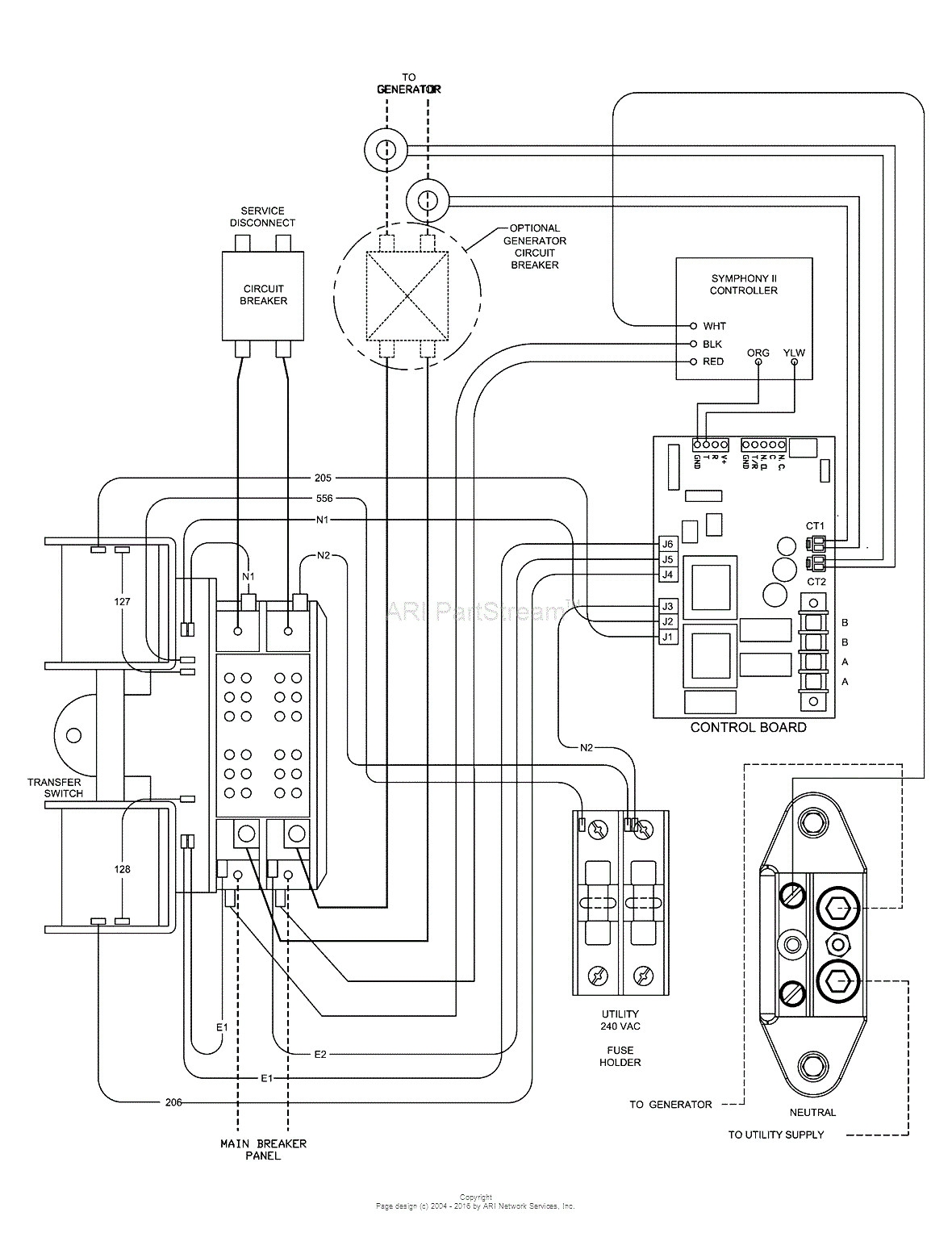 Generac 6333 Wiring Diagram