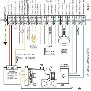 Generac Automatic Transfer Switch Wiring Diagram - Generac ats Wiring Diagram Download Generac Generator Wiring Diagram 9 A 19b