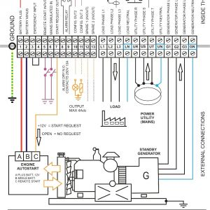 Generac Manual Transfer Switch Wiring Diagram - Generac ats Wiring Diagram Download Generac Generator Wiring Diagram 9 A 4p