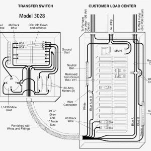 Generac Rts Transfer Switch Wiring Diagram - 3 Generac 200a Rts Transfer Switches Exceptional Switch 5e