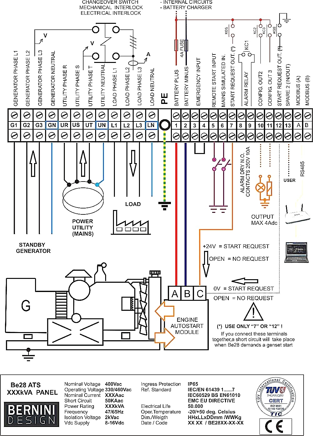 generac smart switch wiring diagram