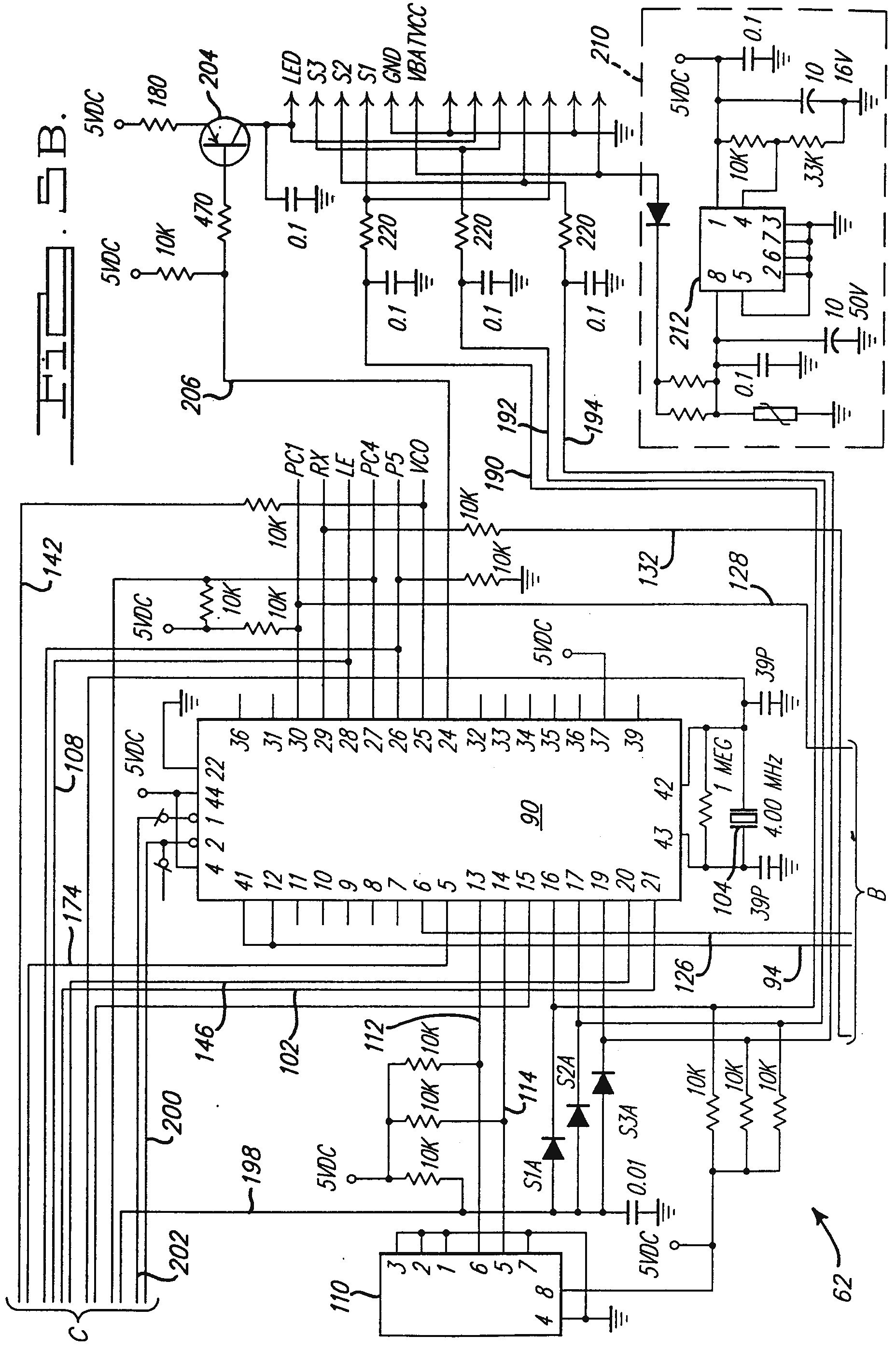 genie garage door opener sensor wiring diagram