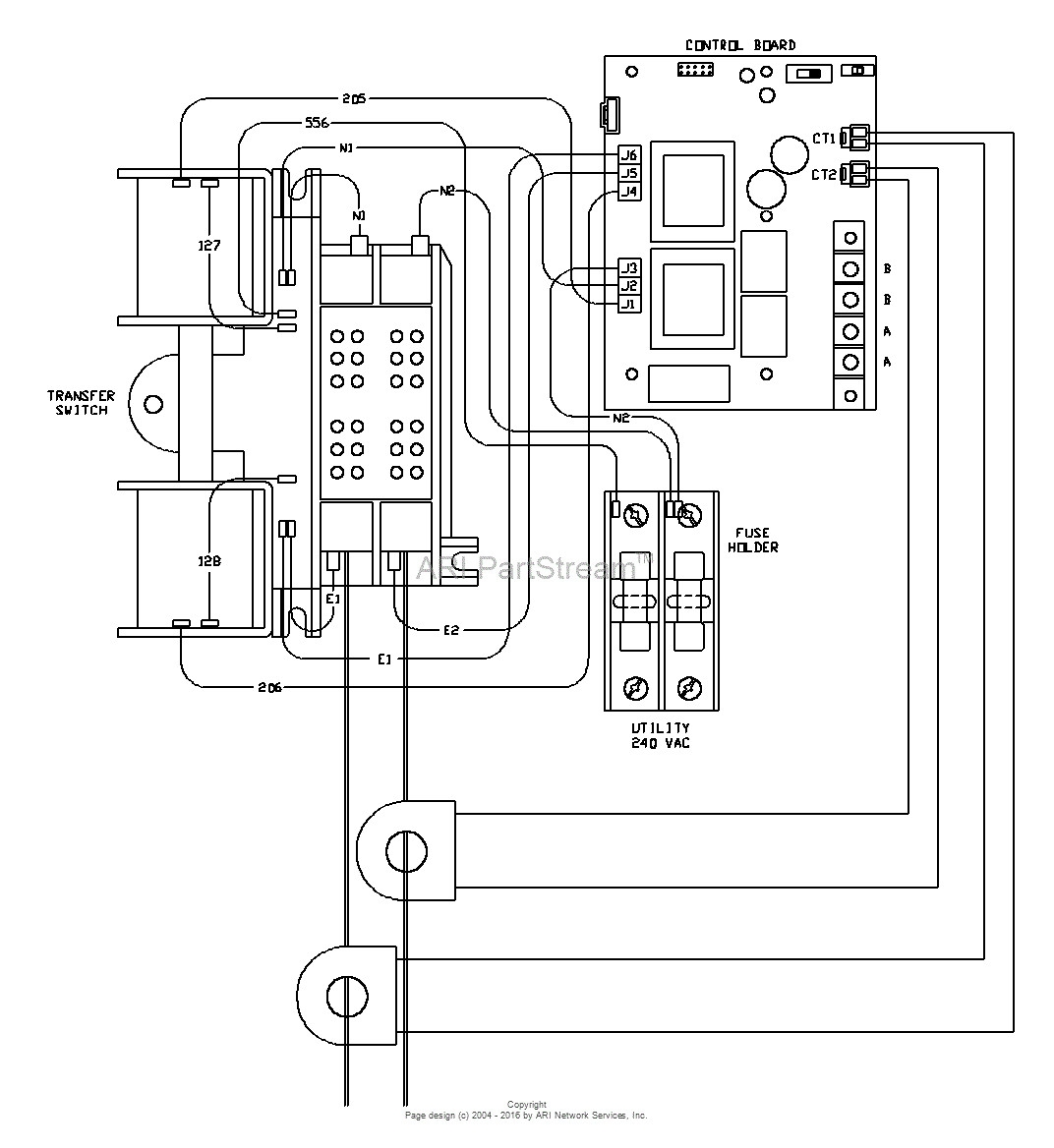 gentran transfer switch wiring diagram free wiring diagram