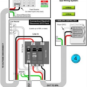 Gfci Receptacle Wiring Diagram - Wiring Diagram for A Switch Controlled Gfci Receptacle Save Wiring Gfci to Switch Diagram Best Wiring 13q