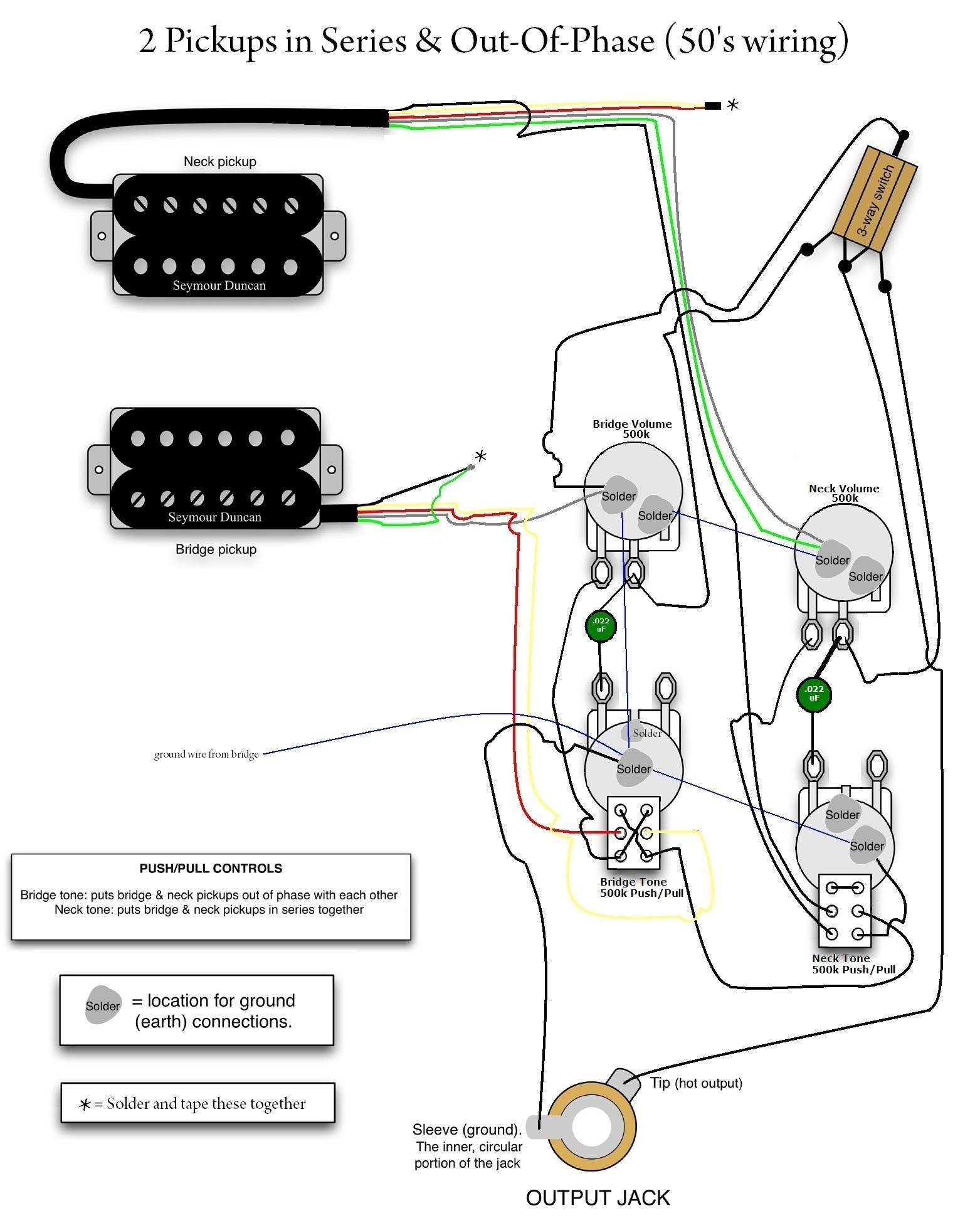 gibson les paul wiring schematic Collection-50s Wiring Diagram Les Paul Valid 50s Wiring Diagram Les Paul Save Wiring Diagram Gibson Les 13-o