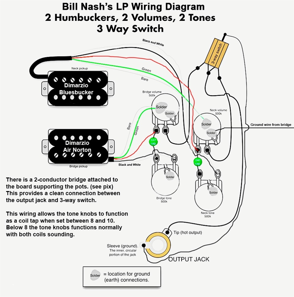 Gibson 335 Guitar Wiring Diagrams