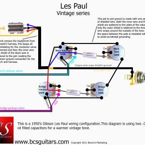 Gibson Les Paul Wiring Schematic - Wiring Diagram for Guitar New Les Paul Guitar Wiring Diagrams Gibson Les Paul Pickup Wiring 18l