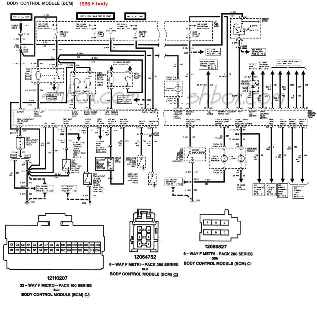 gm wiring diagram gm body control module wiring diagram | free wiring diagram #6