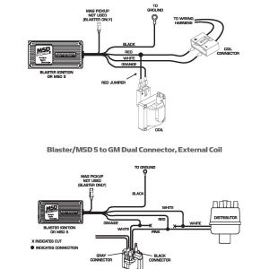 88961867 gm performance distributor wiring diagram gm distributor wiring diagram