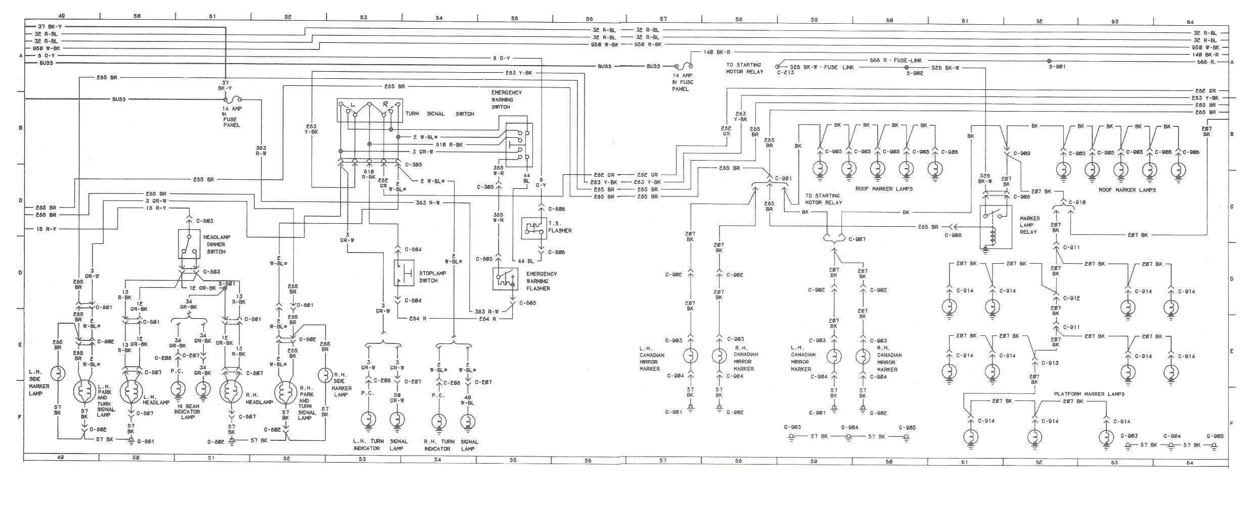 Chevy Steering Column Wiring Diagram For on painless gm column wiring diagram, 76 chevy column wiring diagram, 92 chevy 1500 steering column diagram,