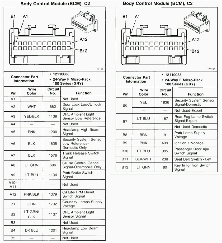 gmc sierra radio wiring diagram Download-2003 Gmc Envoy Radio Wiring Diagram 2006 Impala To Printable 2002 With 2005 Sierra 12-a