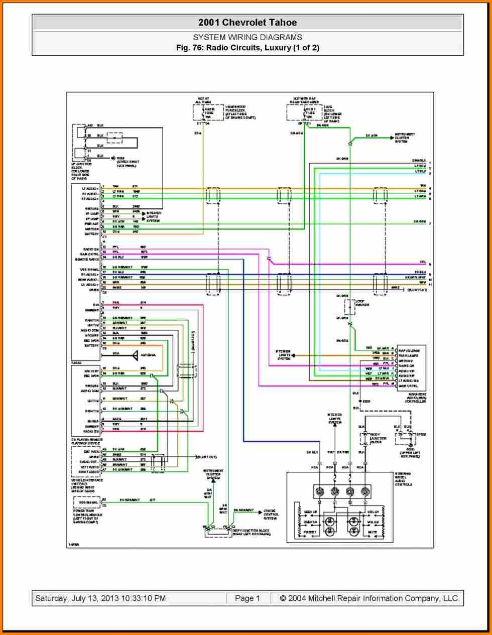Gmc Sierra Wiring Diagram | Free Wiring Diagram