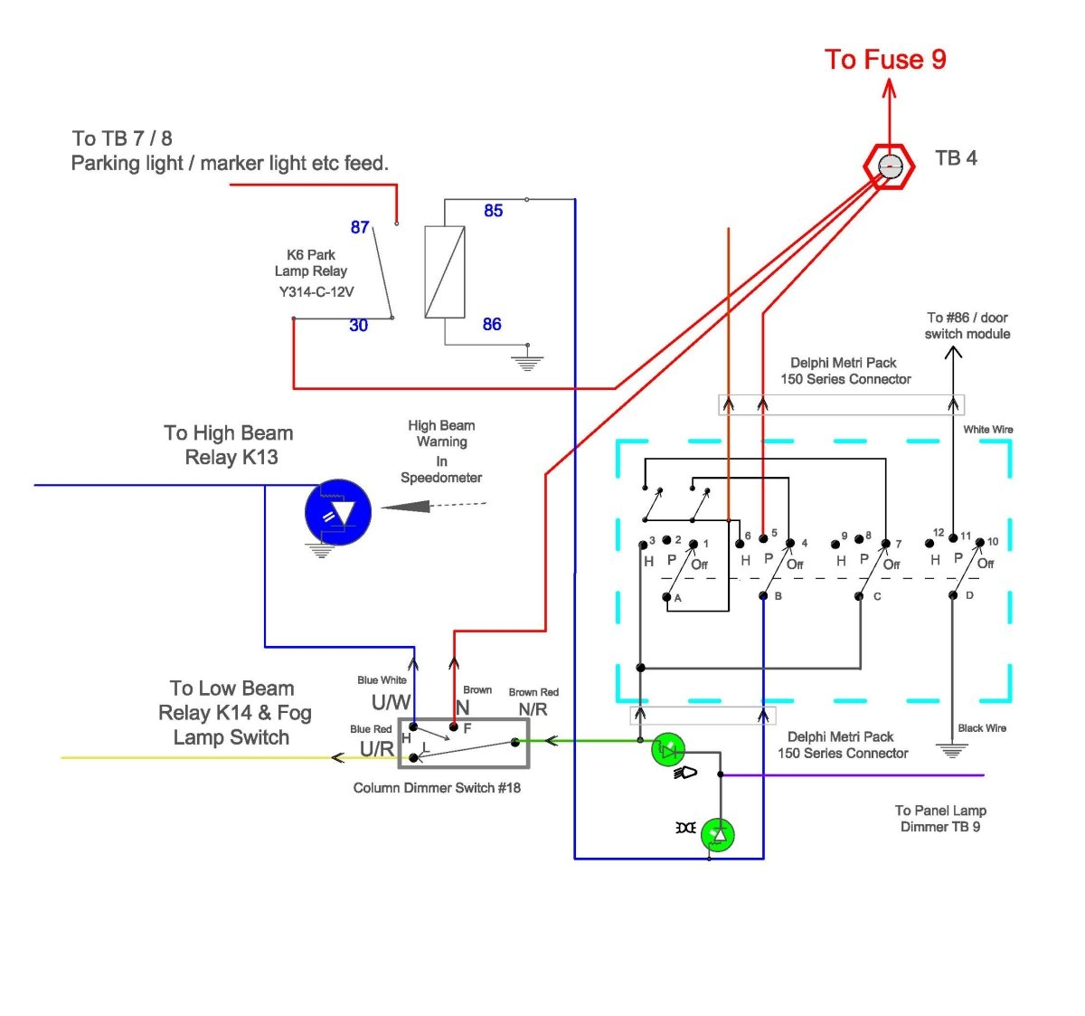 triumph tr3 color wiring diagram triumph spitfire ignition wiring diagram #8