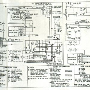Goodman Ac Unit Wiring Diagram - Wiring Diagram for Goodman Ac Unit New Wiring A Ac thermostat Diagram New Goodman Air Handler 12f
