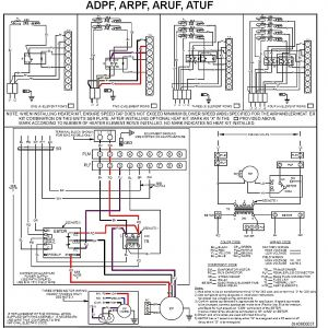 Goodman Air Conditioning Wiring Diagram - Goodman Air Handler Wiring Diagram Elektronik Us Simple Ac Unit 8j