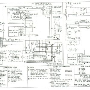 goodman aruf air handler wiring diagram | free wiring diagram nordyne air handler wiring diagrams #5