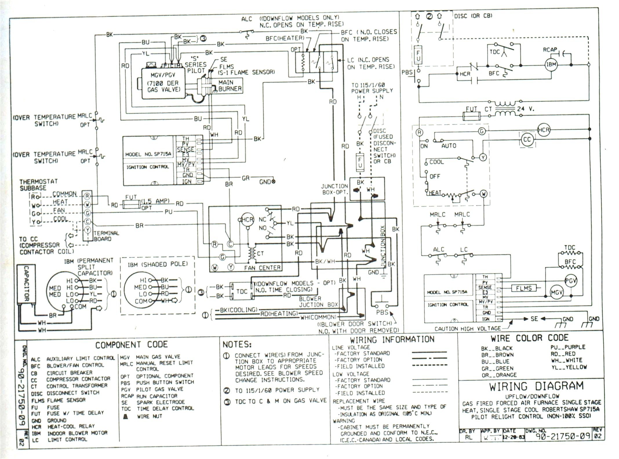goodman aruf air handler wiring diagram Collection-Goodman Aruf Air Handler Wiring Diagram Beautiful Wiring Diagram Goodman Electric Furnace In Throughout Carrier Ac 14-i