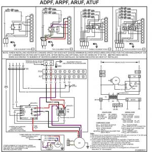 Goodman Furnace thermostat Wiring Diagram - Goodman Furnace thermostat Wiring Diagram 18o