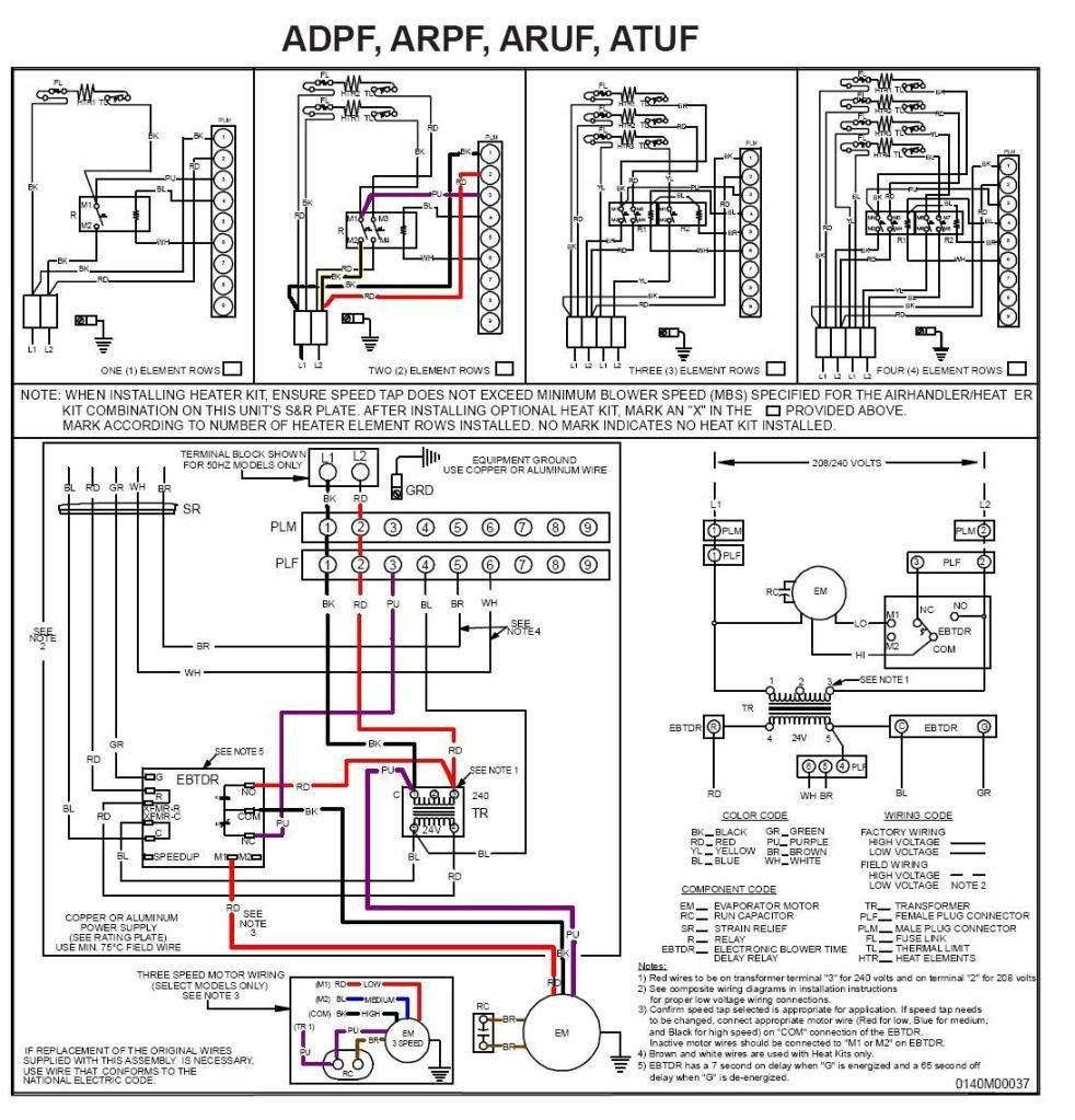 goodman furnace thermostat wiring diagram Collection-Goodman Furnace Thermostat Wiring Diagram 5-t