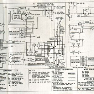 Goodman Furnace thermostat Wiring Diagram - Wiring Diagram for Goodman Gas Furnace Valid Goodman Manufacturing Wiring Diagrams Wire Center • 7m
