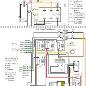 Goodman Heat Pump Low Voltage Wiring Diagram - Goodman Heat Pump Wire Colors thermostat Wiring Diagram Package Entrancing Unit 14f