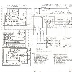 Goodman Heat Pump Package Unit Wiring Diagram - Goodman Heat Pump Package Unit Wiring Diagram and Air source within Ac 12n
