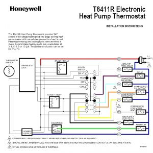 Goodman Heat Pump thermostat Wiring Diagram - Goodman Heat Pump thermostat Wiring Diagram Gimnazijabp Me and 5d