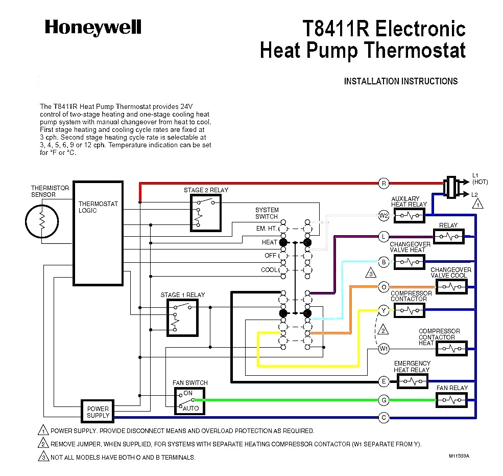 goodman heat pump thermostat wiring diagram free wiring. Black Bedroom Furniture Sets. Home Design Ideas