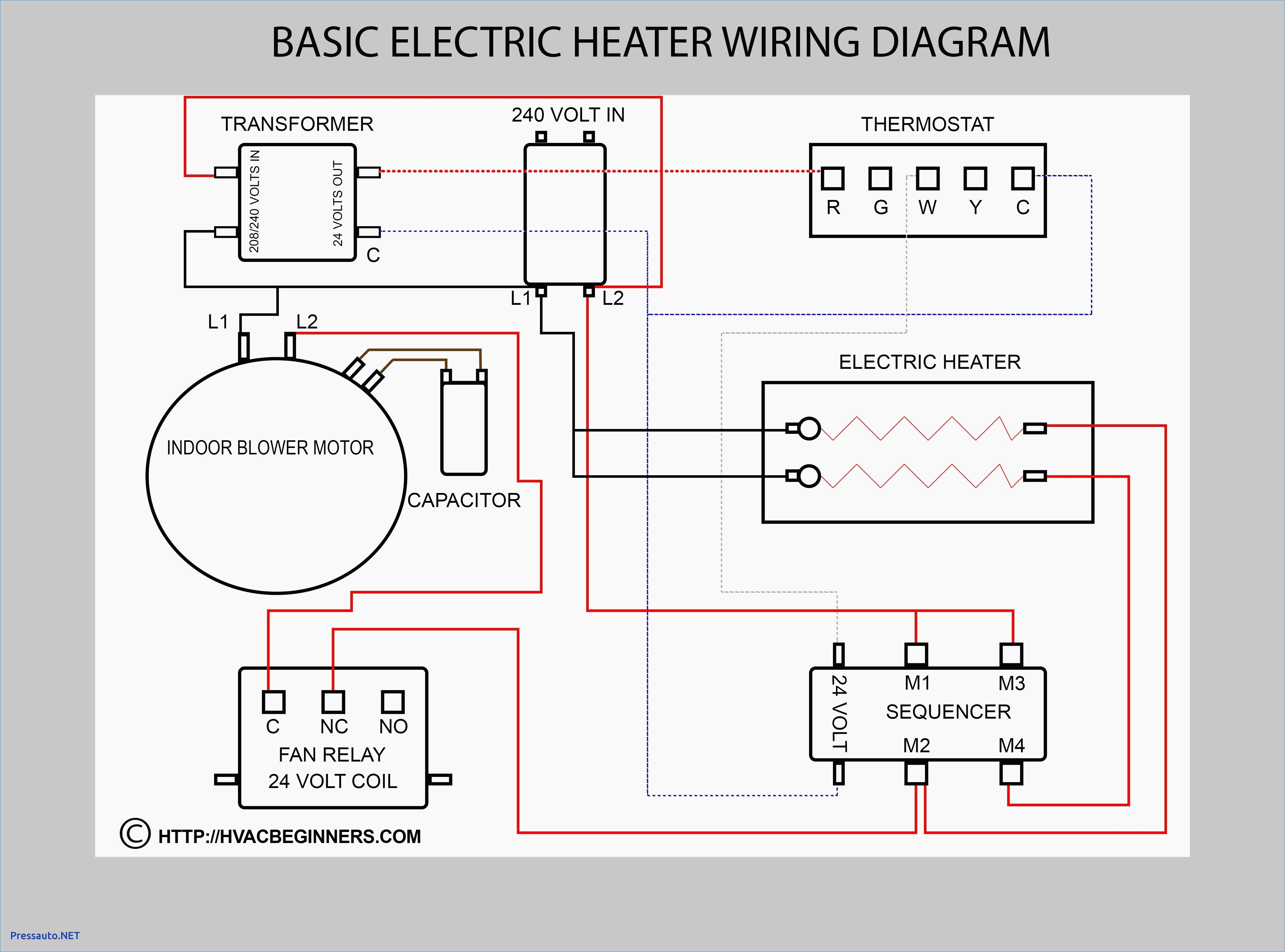 Goodman Heat Pump Wiring Diagram Thermostat